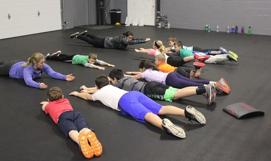 CrossFit Kids & Teens program in Plymouth Mass.